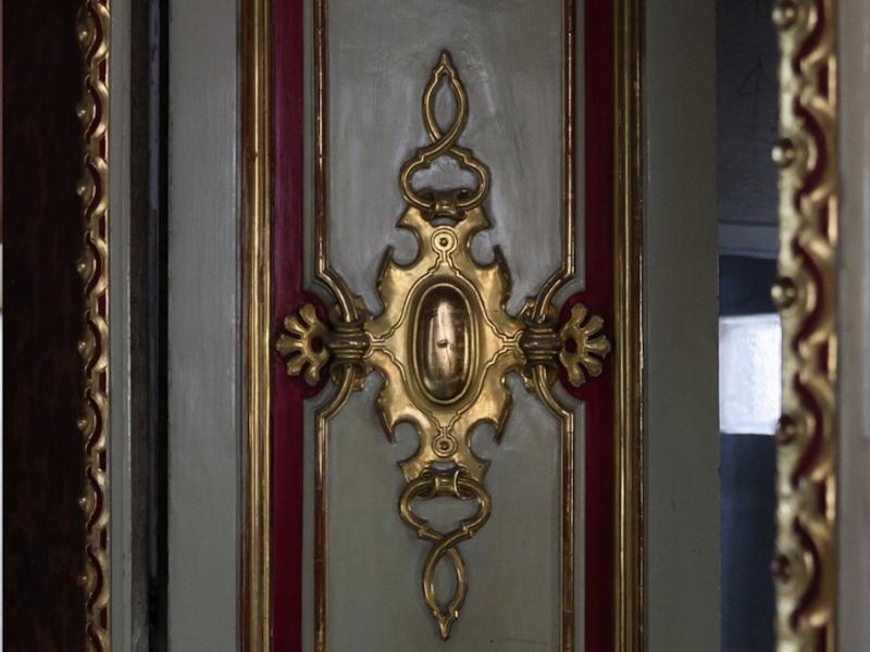 Appartamento al piano nobile in palazzo storico di mq