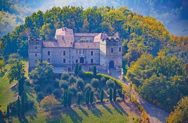 Case Di Campagna Colline Piacentine : Villa in vendita a piacenza strada provinciale di agazzano